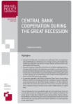 Central bank cooperation during the great recession